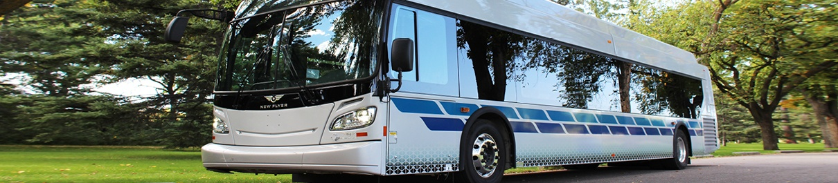 Heavy-Duty Bus Manufacturer Opens Facility in Jamestown, NY