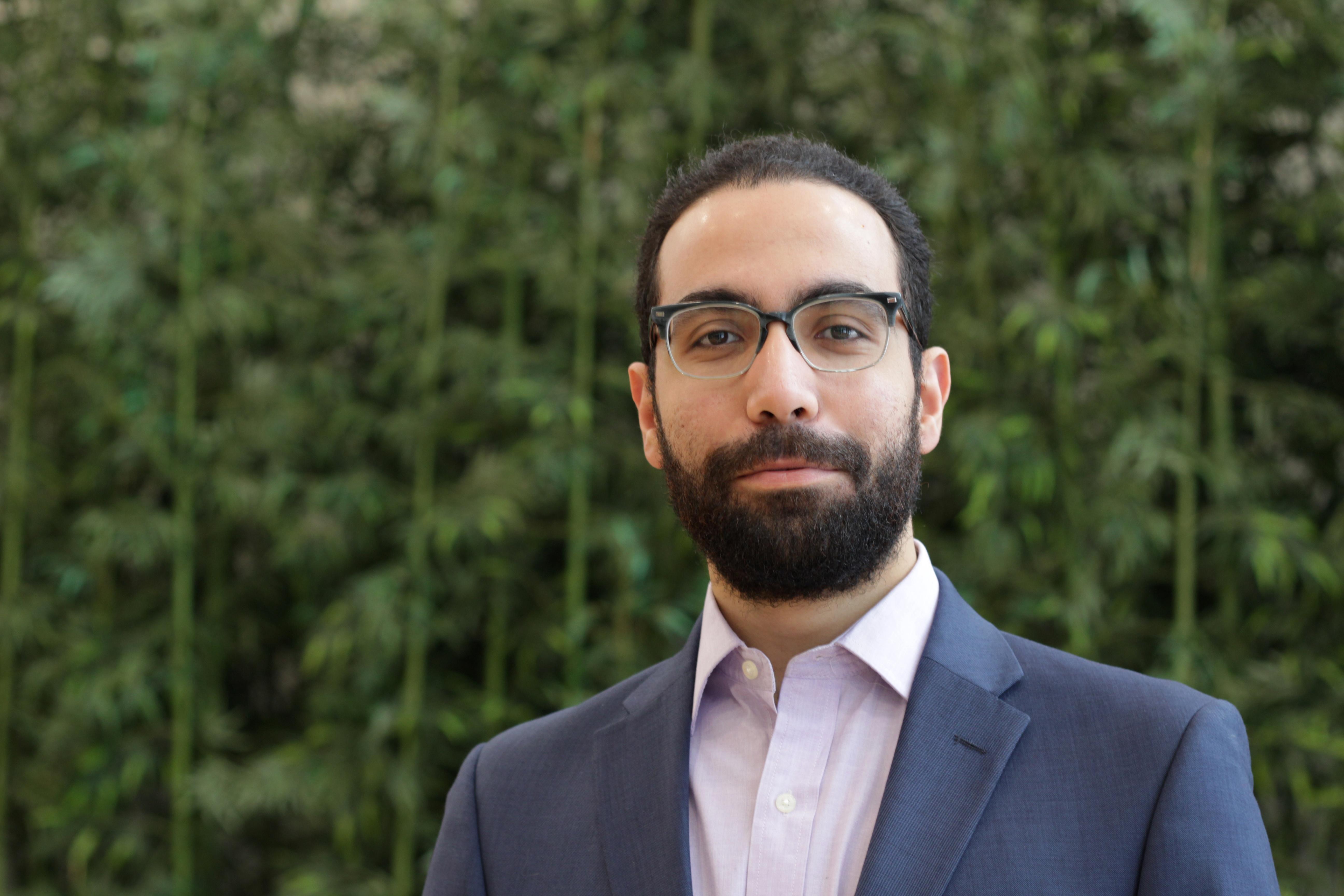 Abdul Ibrahim, research associate for Invest Buffalo Niagara.