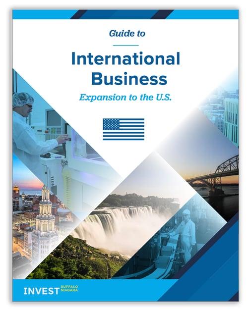 International Guide landing pic