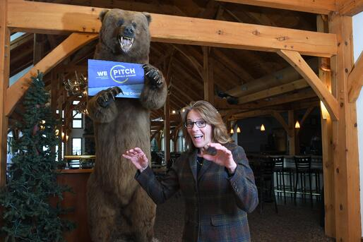 Barbara Dominesey, general manager of Hidden Valley Animal Adventure.